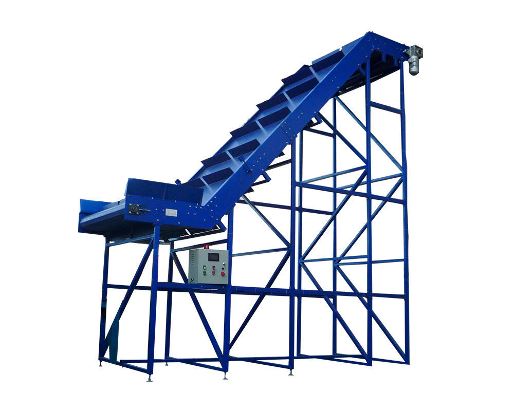 Sorting Plastic Modular Belt Conveyor for Inclined Conveyor