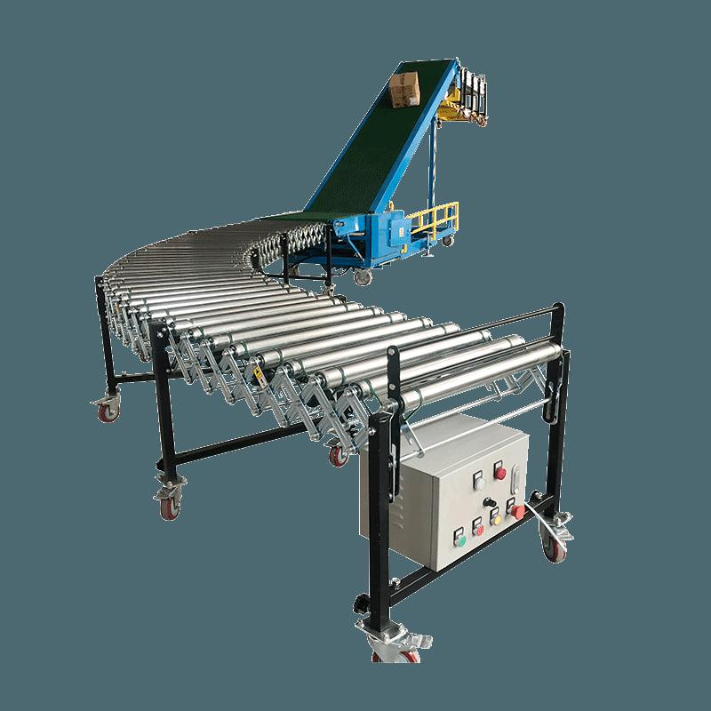 Modern design conveyor for truck luggage loading industrial