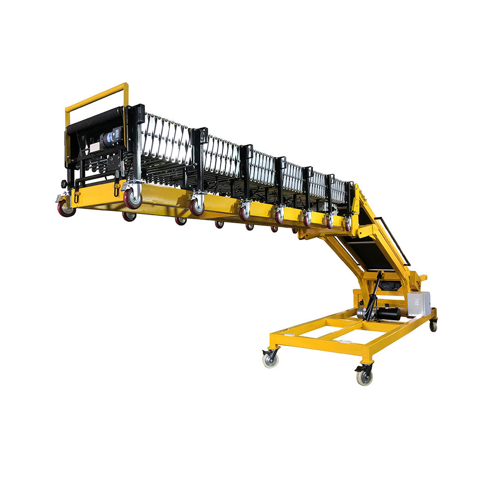Best Selling Product Garment Conveyor Transfer System Conveyor Unloader