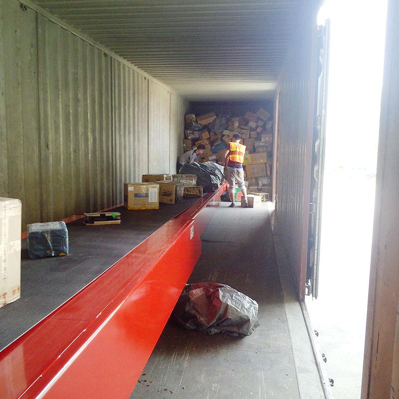 Belt conveyor system,telescopic belt conveyor,material conveying equipment retractable belt conveyor