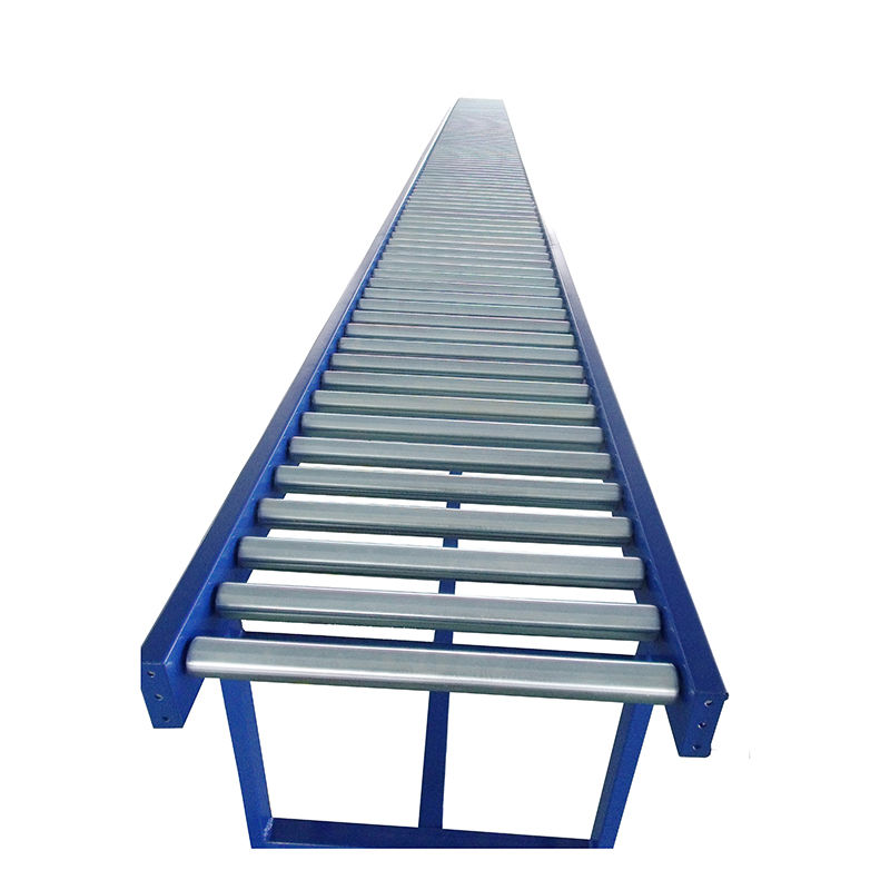 20\' container loading and unloading equipment,customized roller conveyor