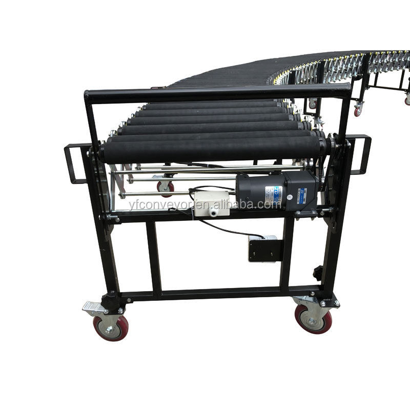 High quality cheap price portable conveyor machine system for cargo