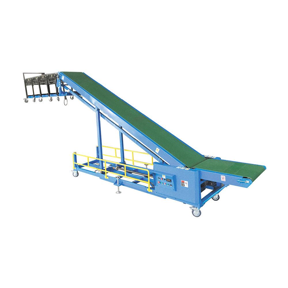 Easy Loading Automatic Conveyor Belt Equipment Loading Belt Conveyor Price