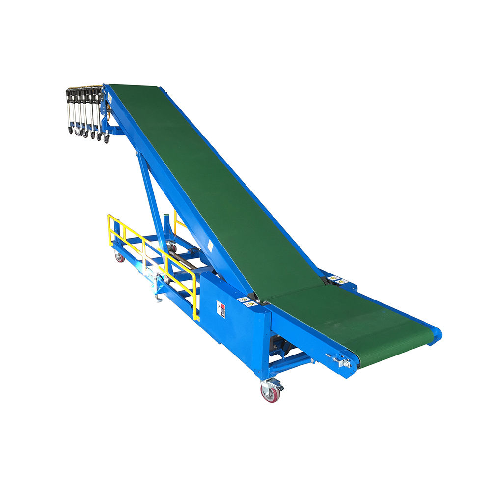2021 Hot Sale Container Unloading Conveyor System Manufacturers