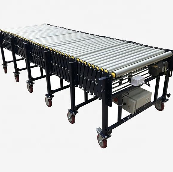 Chinese supplier powered flexible drive conveyor systems for industry