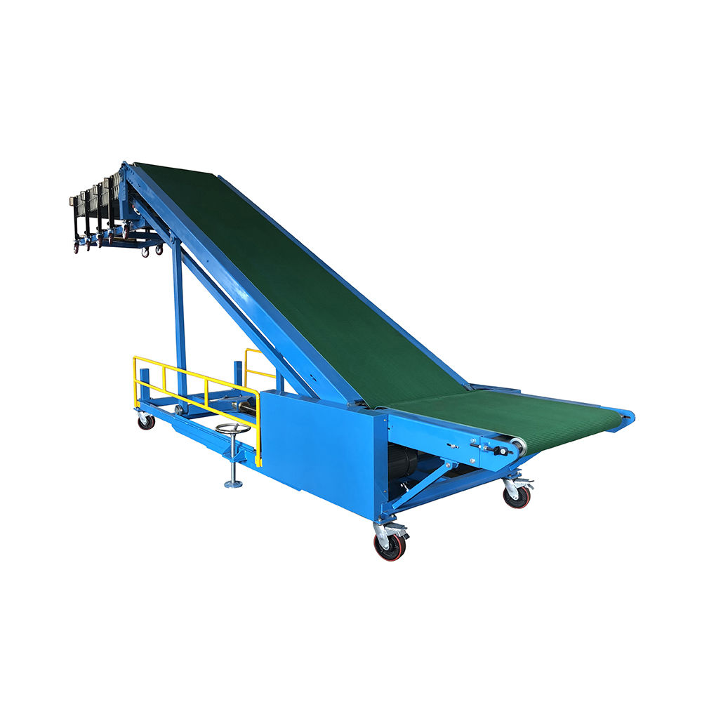 Manufacture Direct Sale Conveyor Belt for Loading and Unloading