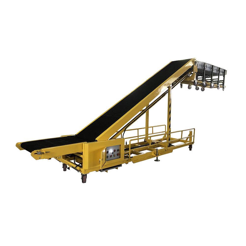Cheap price adjustable loading conveyor lorry electric loading conveyor