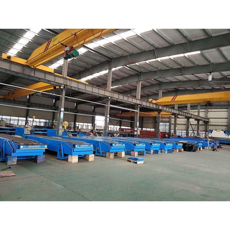 Yifan telescopic belt conveyor loading unloading truck/container mini conveyor belts