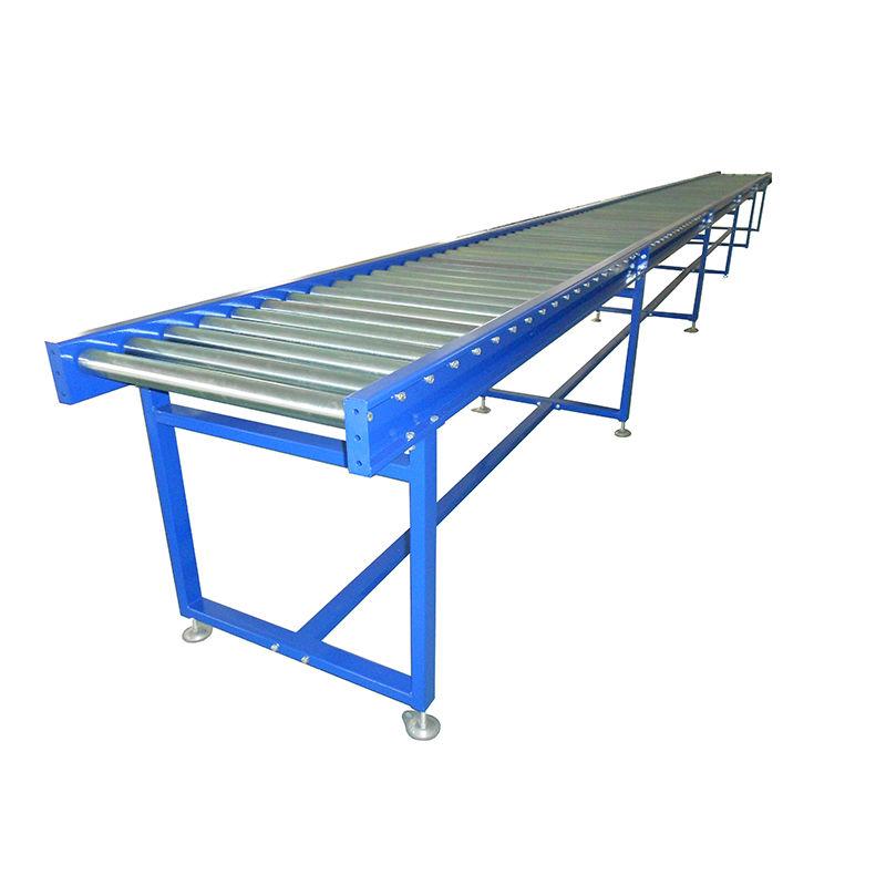 UC-101 Series Gravity Roller Conveyor with Adjustable Feet