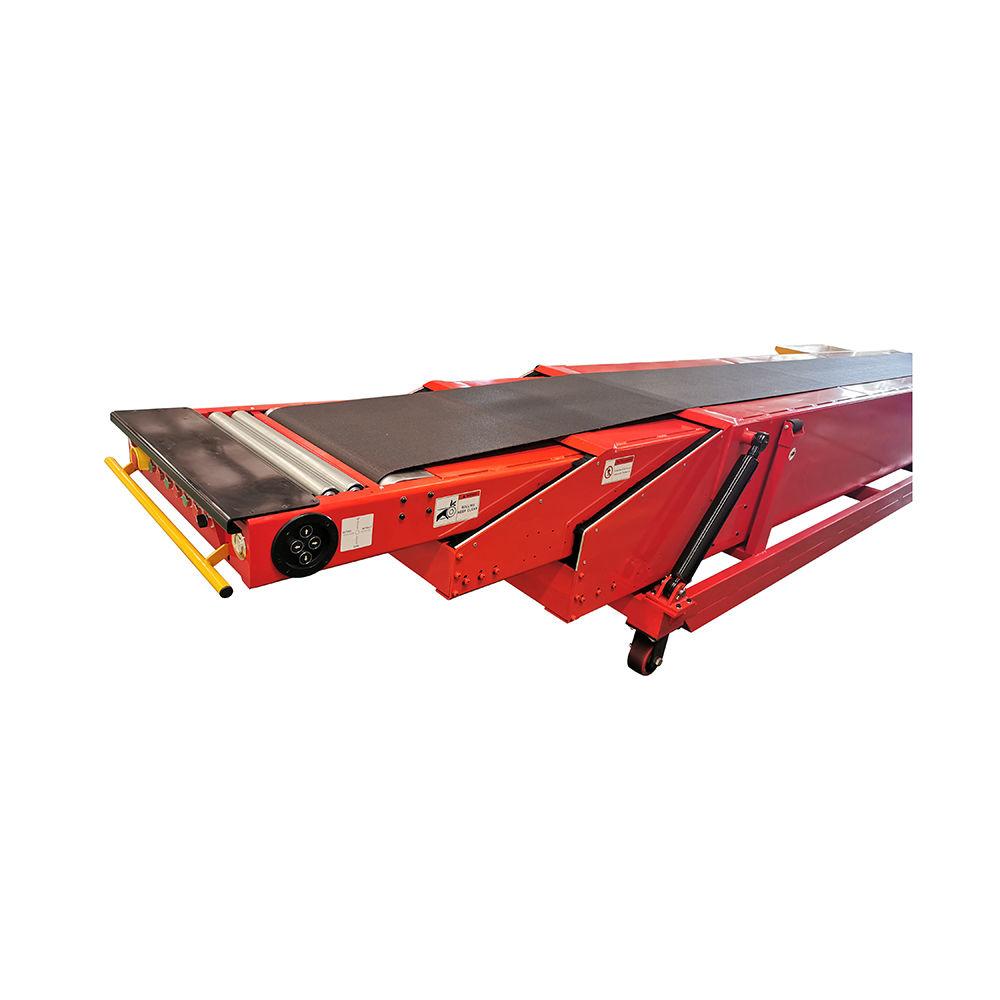Professional china telescopic truck loader mobile belt conveyor transportation equipment