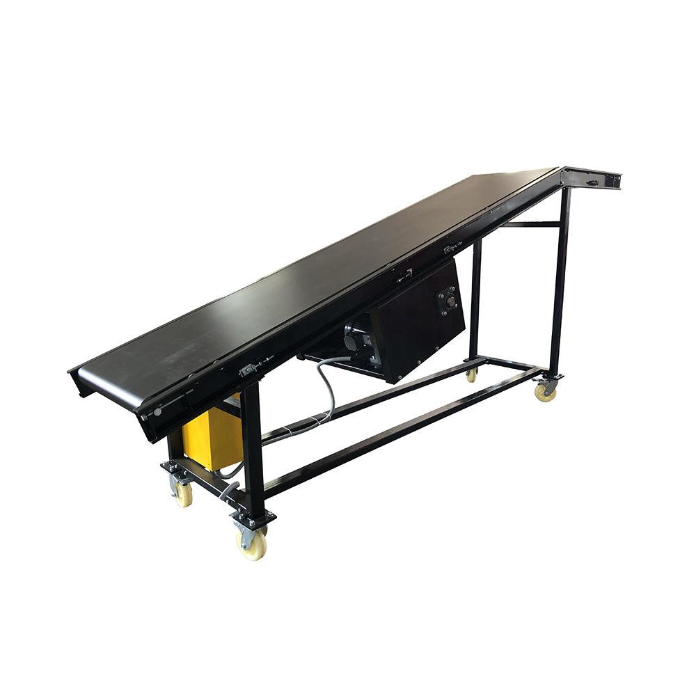 Best price conveyor system for loading 50kg bag cement loading conveyor