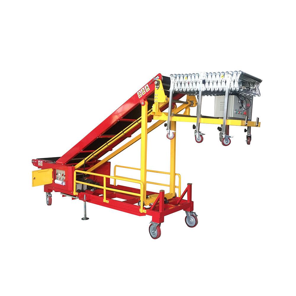 New design 2meters small truck loading conveyor smt load conveyor