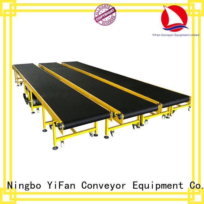 2019 new designed belt conveyor manufacturer pvk purchase online for logistics filed