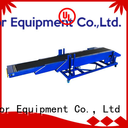 excellent quality container loading platform 40ft widely use for mineral