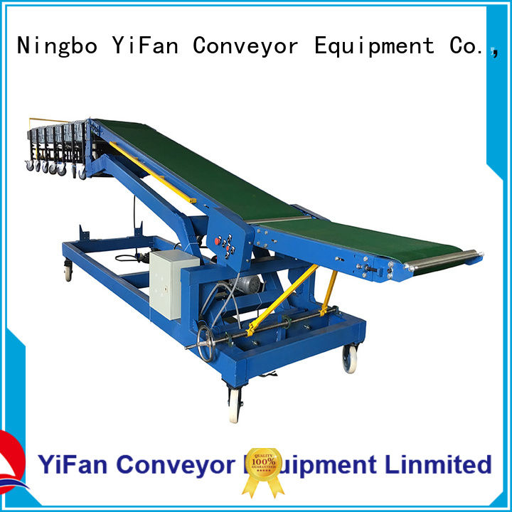 YiFan good loading conveyor China supplier for airport