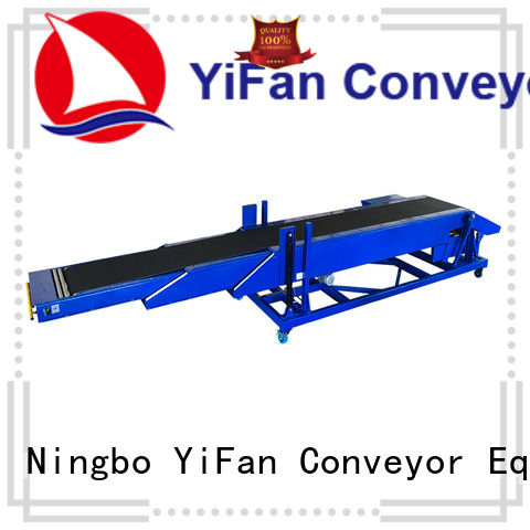 latest conveyor belt manufacturer 40ft competitive price for seaport
