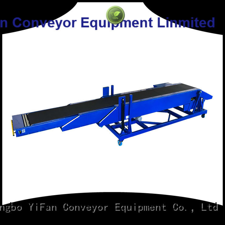 excellent quality unloading conveyor telescopic with bottom price for mineral