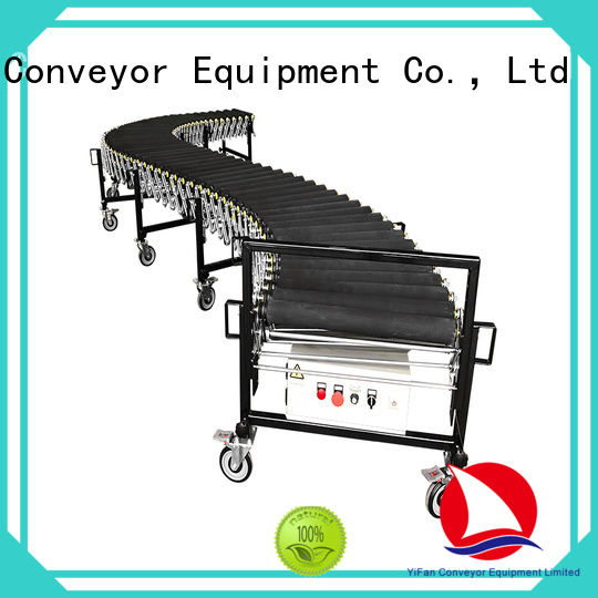 flexible expandable conveyors powered trader for workshop