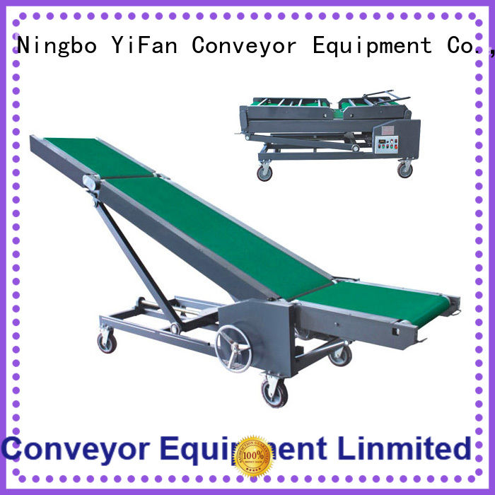 buy portable conveyor system loading company for warehouse