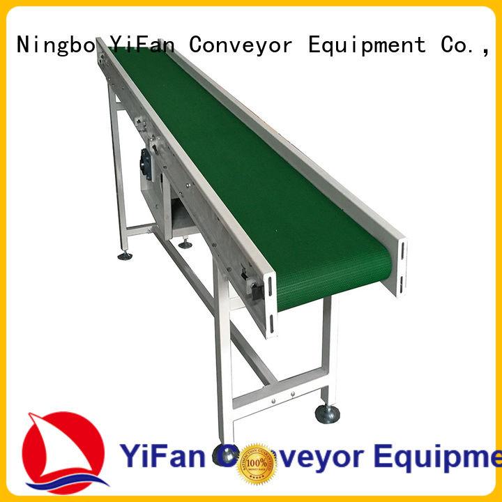 YiFan grade belt conveyor with good reputation for medicine industry