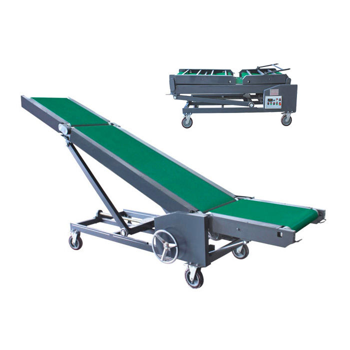 Foldable Truck Loading Conveyor