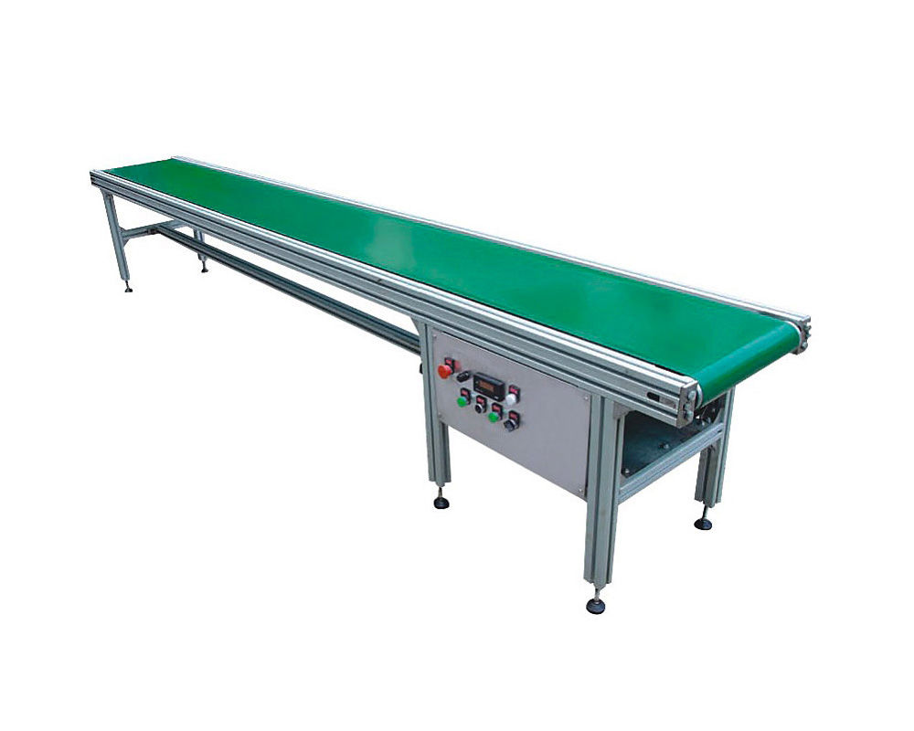 Light Duty Aluminum PVC Belt Conveyor