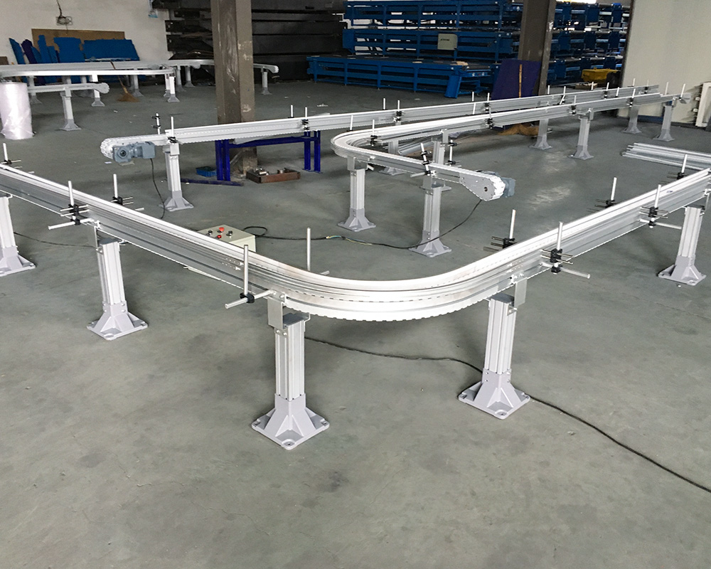 YiFan slat slat conveyor manufacturers with favorable price for beverage industry-2