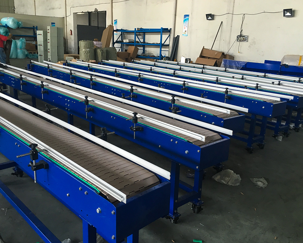 YiFan durable slat chain conveyor manufacturers top brand for beverage industry-2