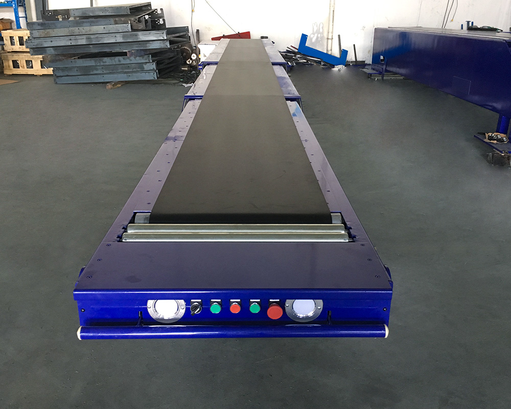 YiFan telescopic telescopic conveyor manufacturers for food factory-2