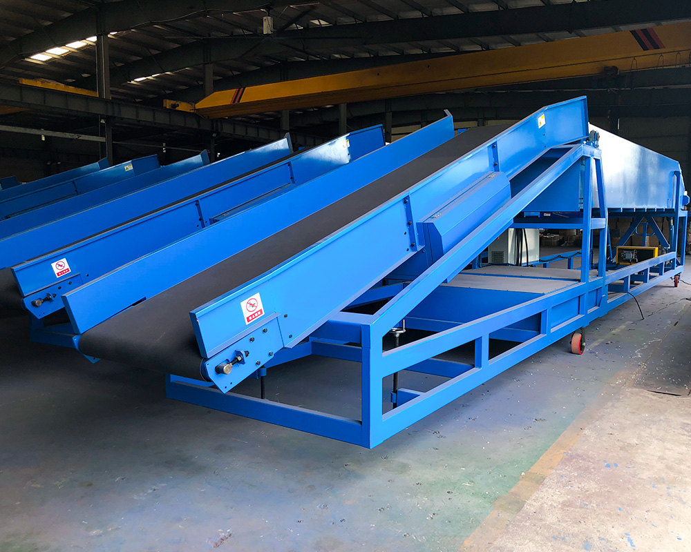 YiFan platform belt conveyor for warehouse-1