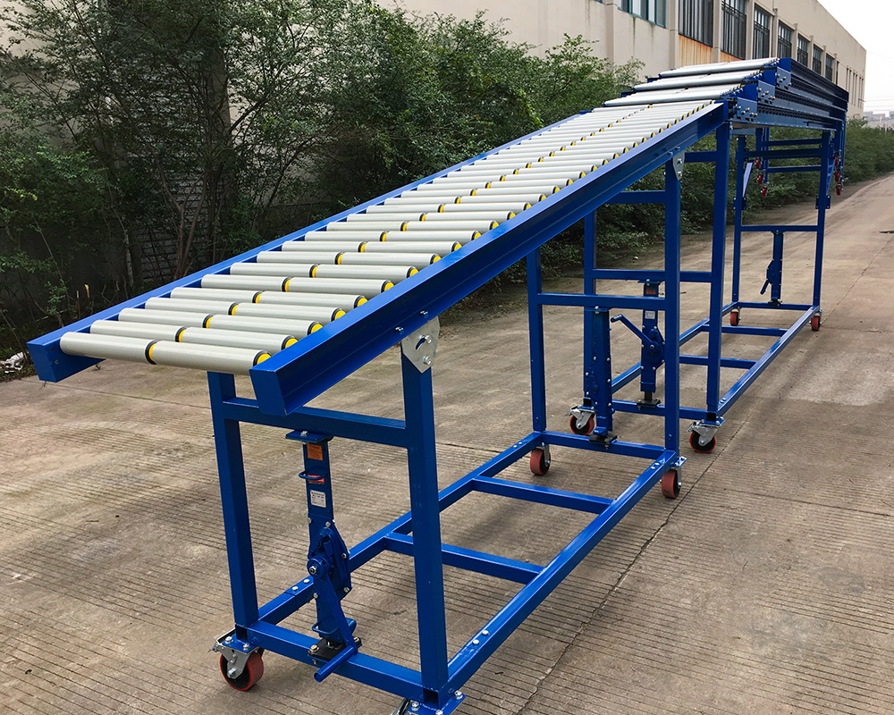 YiFan vehicles conveyor line supply for food factory-2