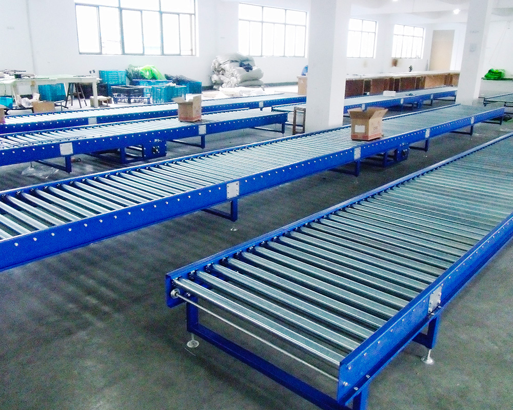 YiFan latest conveyor systems manufacturers manufacturer for material handling sorting-2