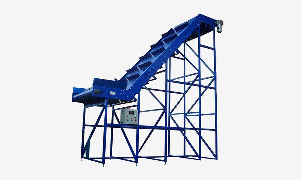 Plastic Modular Belt Conveyor Equipment