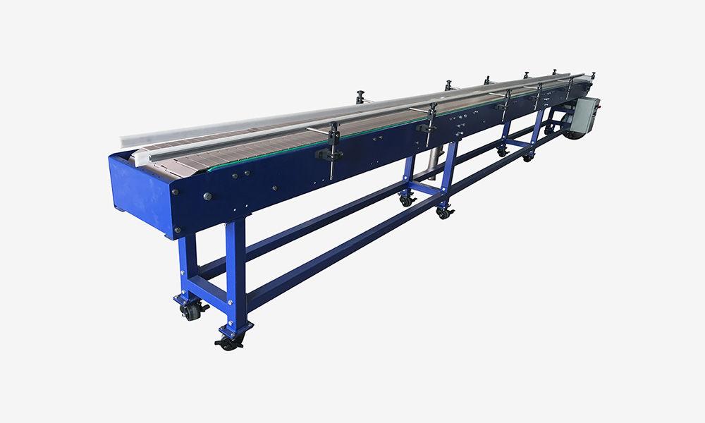 Plastic Modular Slat Chain Conveyor Company