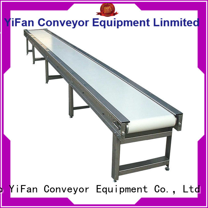 YiFan china manufacturing conveyor systems purchase online for daily chemical industry