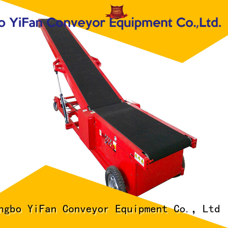 YiFan hot recommended container loading and unloading system 20ft for airport