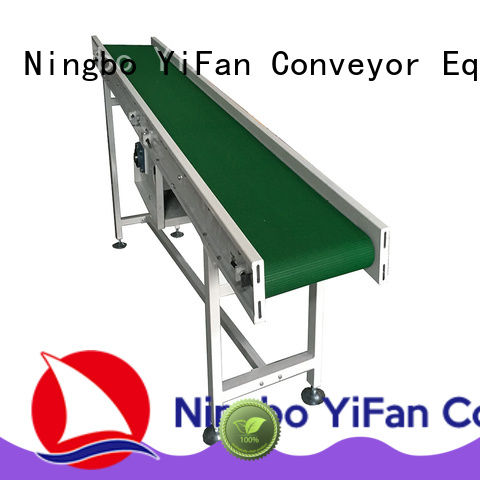YiFan most popular conveyor system for food industry