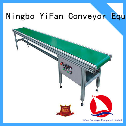 YiFan buy belt conveyor system purchase online for logistics filed