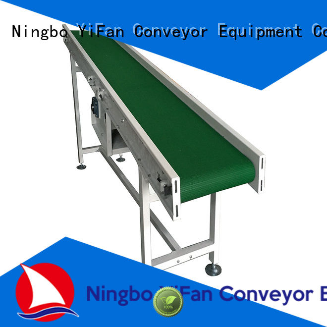 most popular magnetic belt conveyor manufacturers food with good reputation for light industry