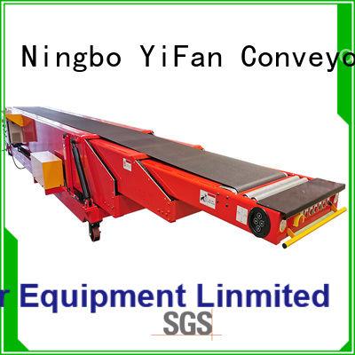 conveyor belting system widely use for dock