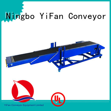 belt conveyor system with bottom price for mineral