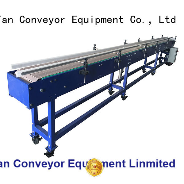 YiFan durable roller chain conveyor for food industry