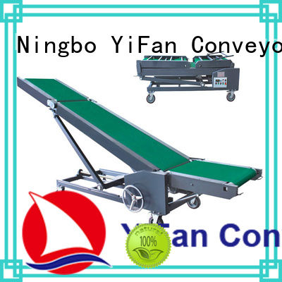 YiFan loading loading conveyor manufacturer for factory