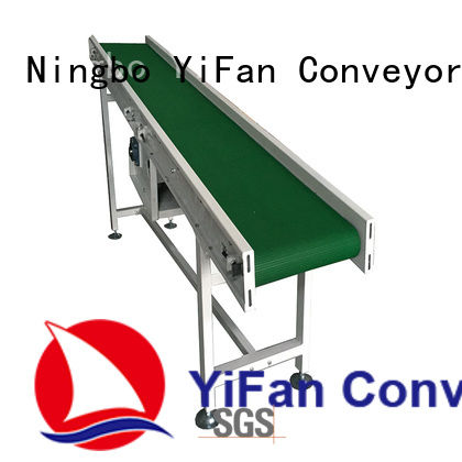 YiFan light conveyor belt system manufacturers awarded supplier for food industry
