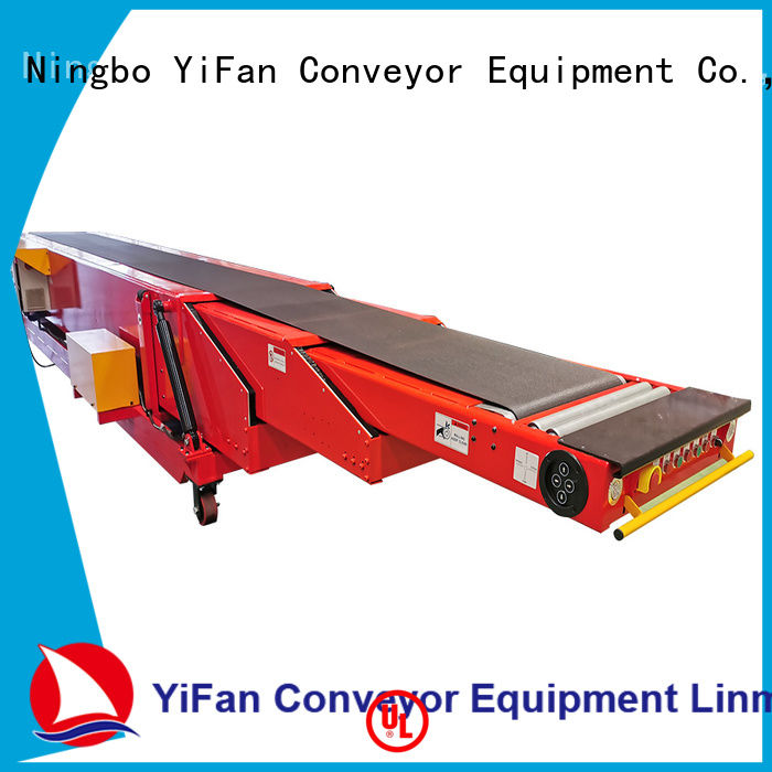 YiFan best container loading platform competitive price for mineral