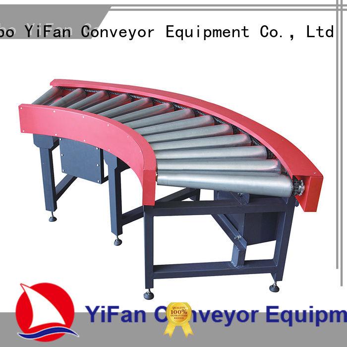 YiFan conveyor gravity roller conveyor manufacturer for warehouse