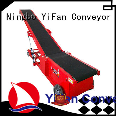 YiFan buy portable conveyor system online for warehouse