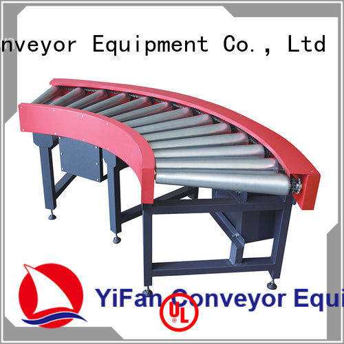 YiFan good quality roller conveyor manufacturer chinese manufacturer for industry