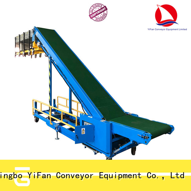 YiFan hot recommended conveyor manufacturers China supplier for warehouse