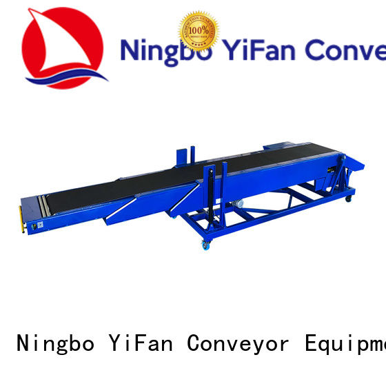 YiFan wholesale cheap belt conveyor with good reputation for food factory